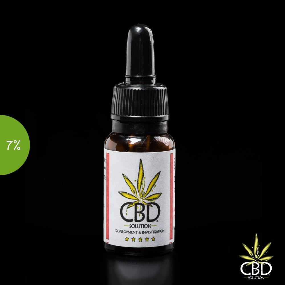 CBD Oil 7% 10 ml