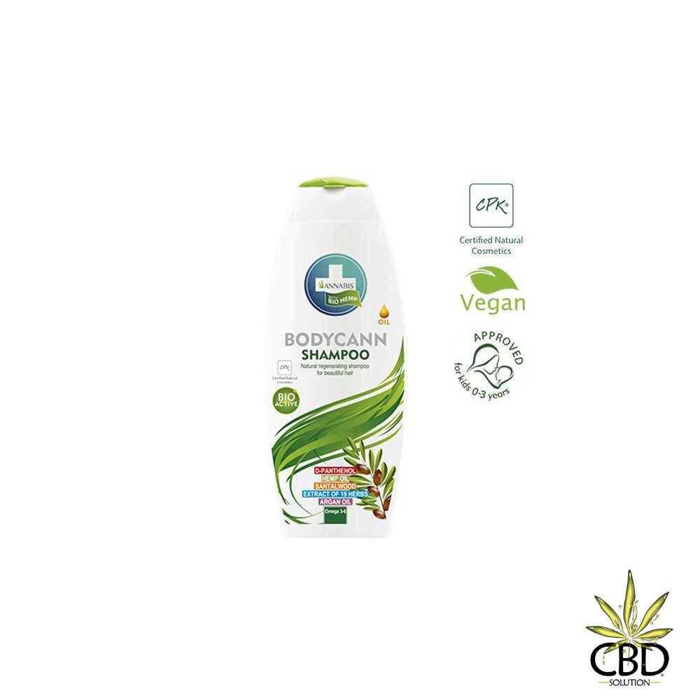Bodycann shampoo Hemp 250...