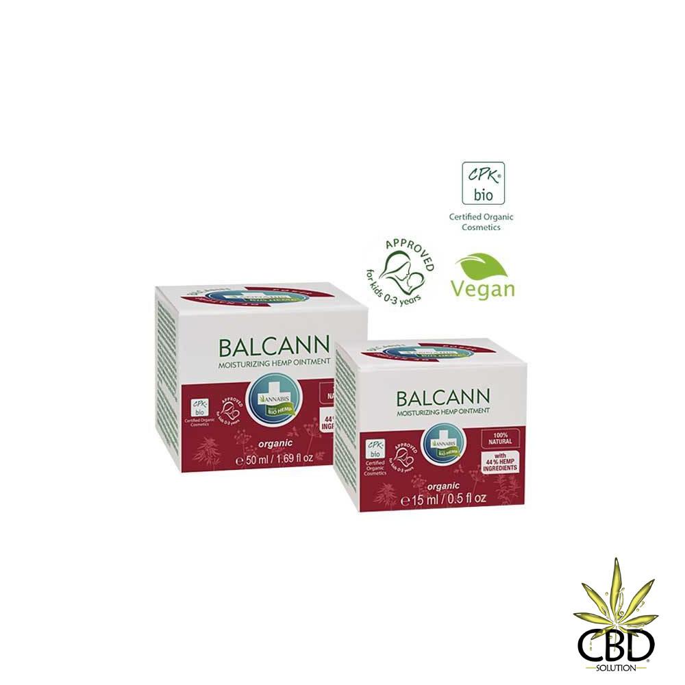 Balcann Ointment for...