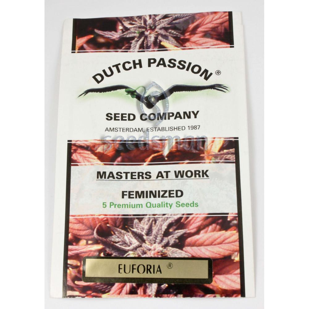 Euforia 5 feminized seeds...